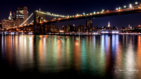 Brooklyn and Manhattan Bridges 16x9 resolution