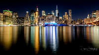 New York Skyline 16x9 resolution