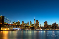 Brooklyn Bridge and New York Skyline any 8x12 300 dpi resolution.